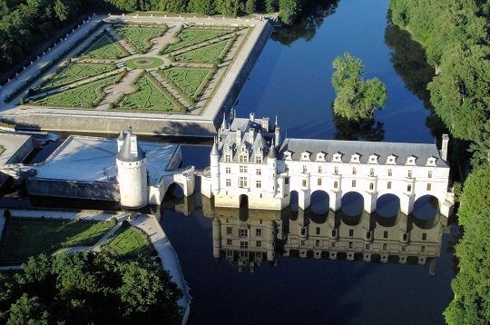 Chateaux de la Loire chambres d hotes Loir et Cher Chenonceau